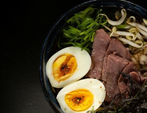 RAMEN – chuť ďalekého východu v Tatami